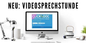 Videosprechstunde: Ihr Online-Arztbesuch bei uns